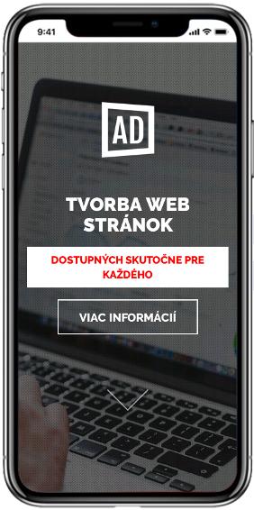 tvorba webových stránok prešov